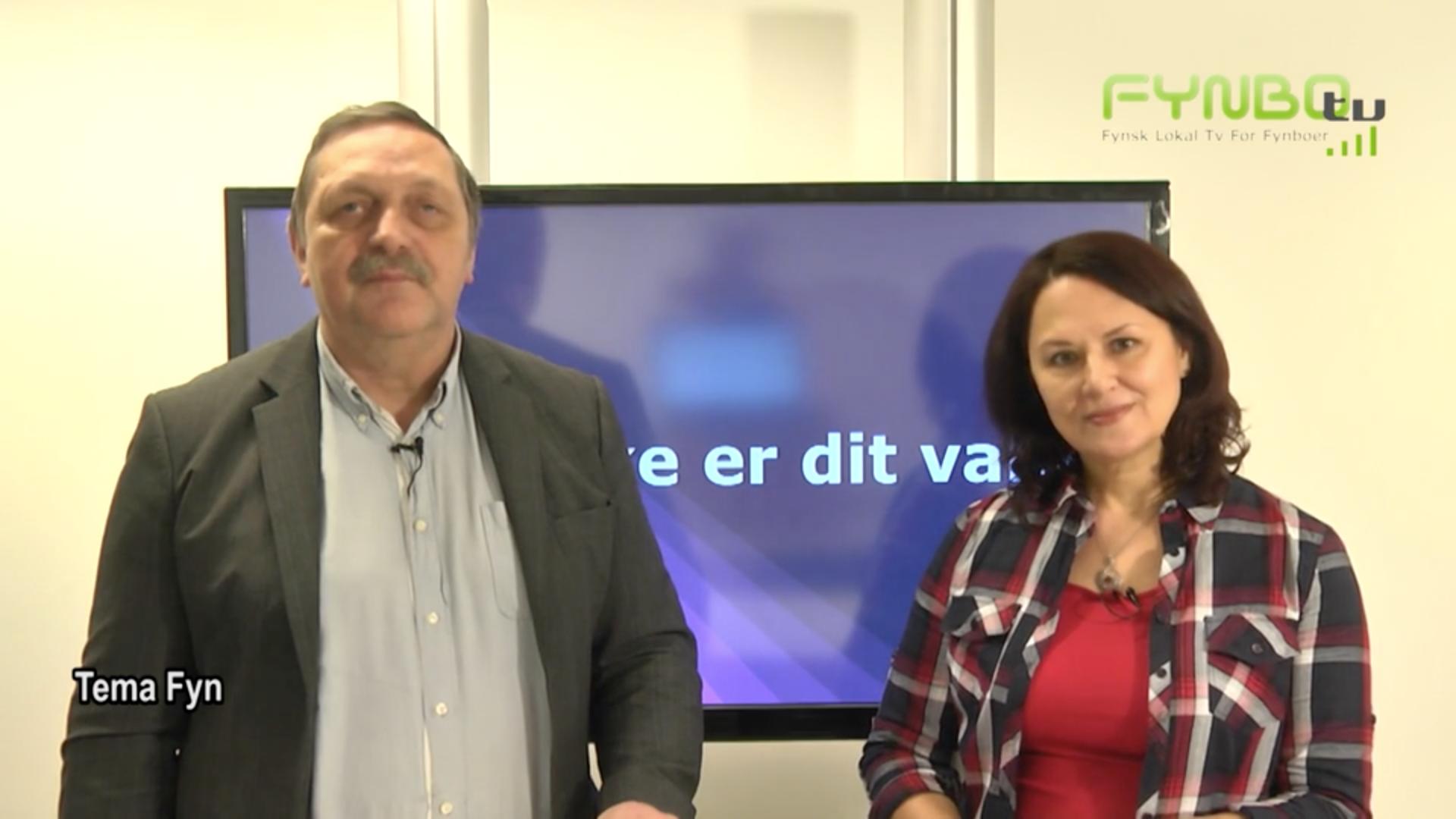 Lykkeekspert Nathalie Dahl på TV Anturi Life Coaching